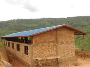 school in aanbouw